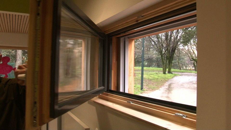 Ouverture des fen tres dans une maison passive r novation passive - Maison passive renovation ...