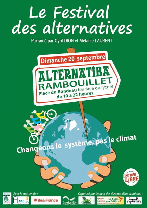 Alternatiba Rambouillet